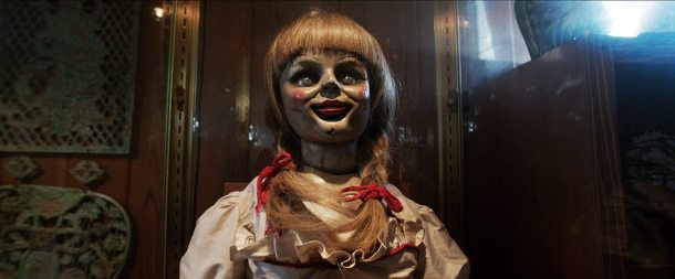 Conjuring doll