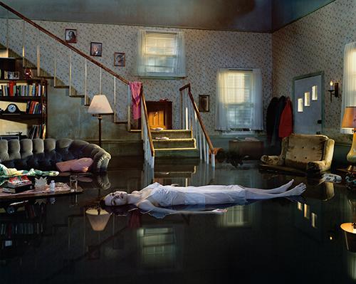 Gregory Crewdson Brief Encounters