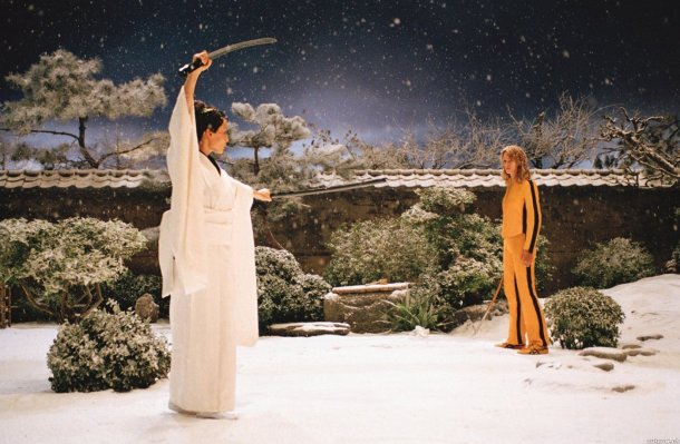 kill bill snow