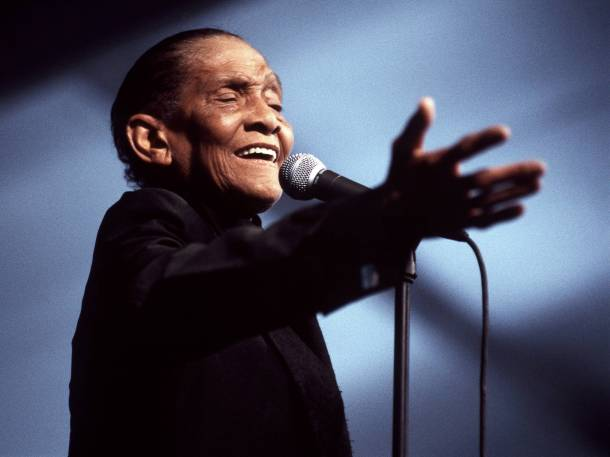 Jimmy Scott If You Only Knew