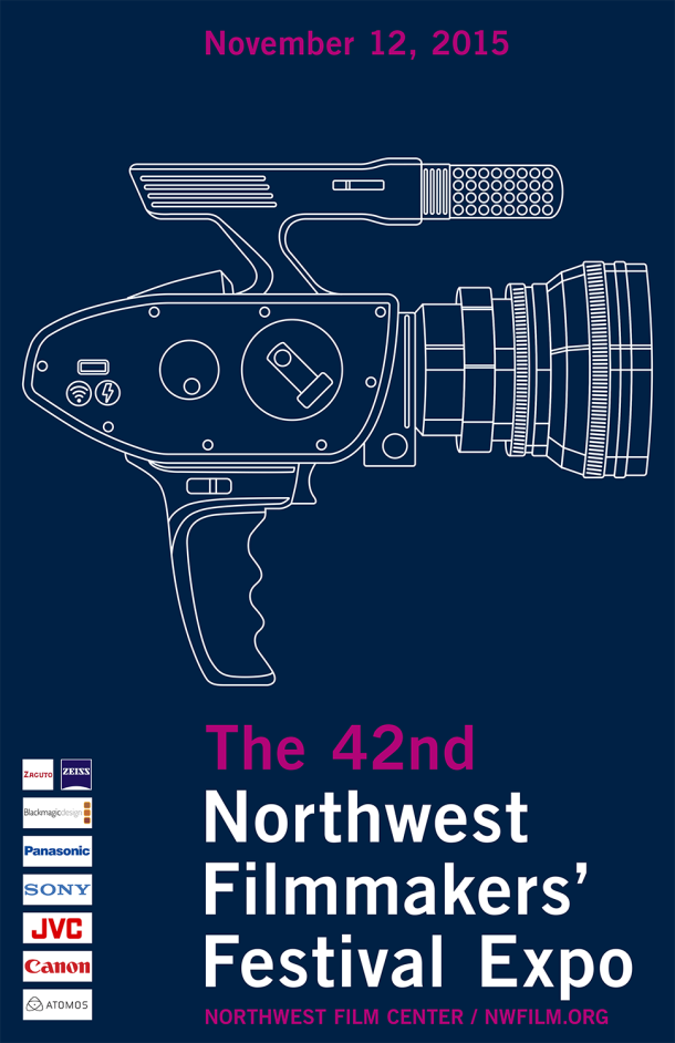 Northwest Filmmakers' Expo poster SMALL