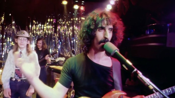 Roxy the Movie- Frank Zappa